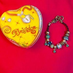 12 bead Brighton bracelet with box